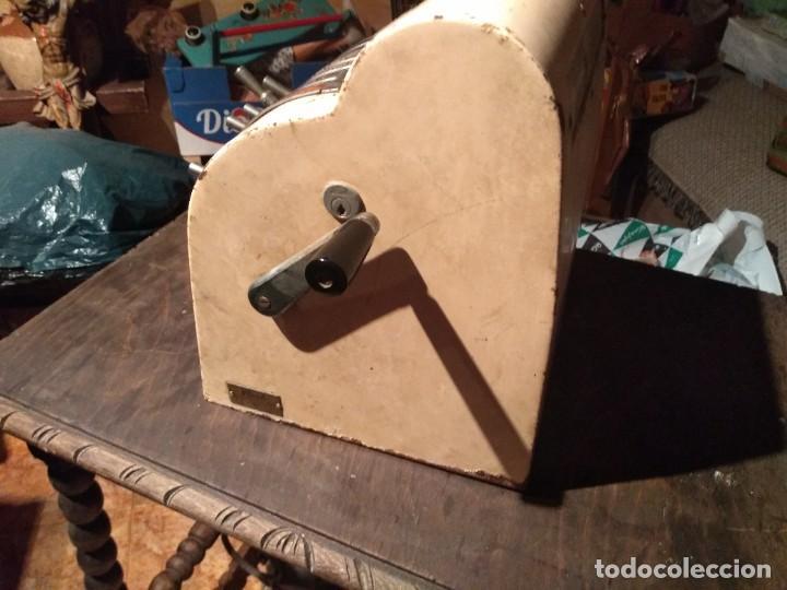 Antigüedades: Antigua maquina registradora Roch Funciona - Foto 4 - 208035363