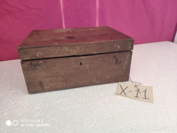 Antigüedades: TEODOLITO FABRICADO EN LA EMPRESA AMANDO LAGUNA - XXX 011 - Foto 14 - 42967062