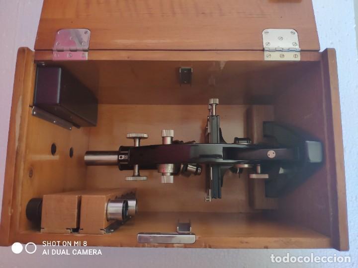 Antigüedades: MICROSCOPIO ALEMÁN CARL ZEISS - XXX 001 - Foto 16 - 42972307
