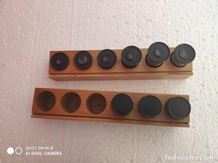 Antigüedades: MICROSCOPIO ALEMÁN CARL ZEISS - XXX 001 - Foto 19 - 42972307