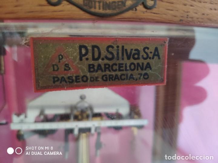 Antigüedades: BALANZA DE PRECISIÓN SARTORIUS WERKE - XXX 017 - Foto 7 - 42972521