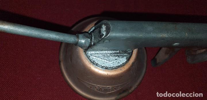 Antigüedades: ACEITERA MARCA SAMOA - Foto 5 - 208464162