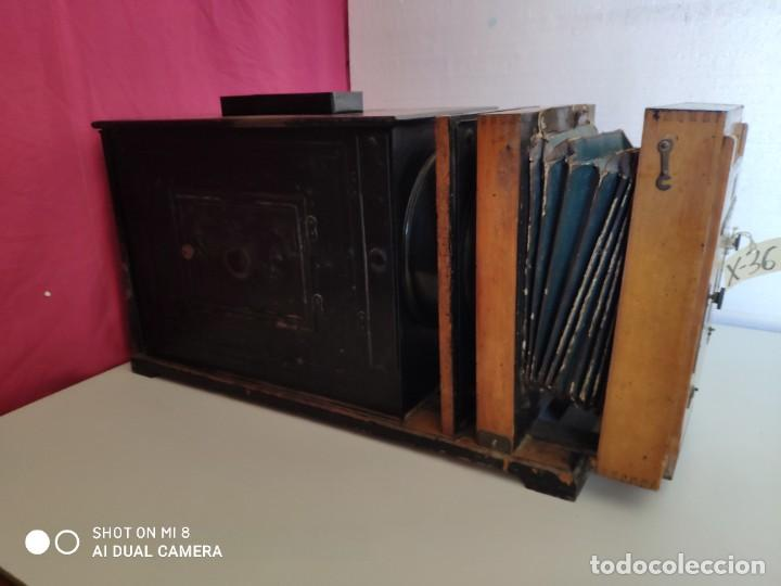 Antigüedades: LINTERNA MÁGICA SIGLO XIX - XXX 036 - Foto 2 - 42971857