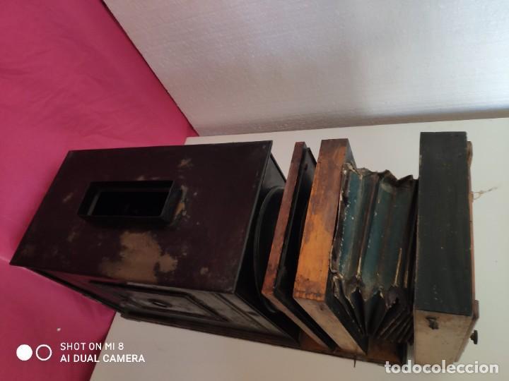 Antigüedades: LINTERNA MÁGICA SIGLO XIX - XXX 036 - Foto 3 - 42971857