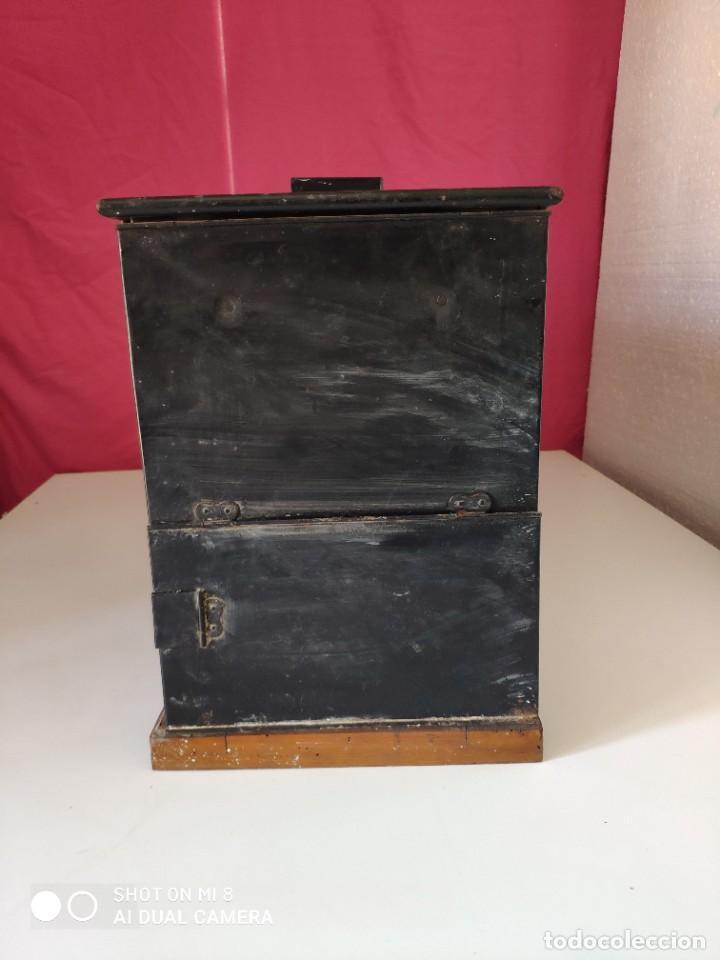 Antigüedades: LINTERNA MÁGICA SIGLO XIX - XXX 036 - Foto 6 - 42971857
