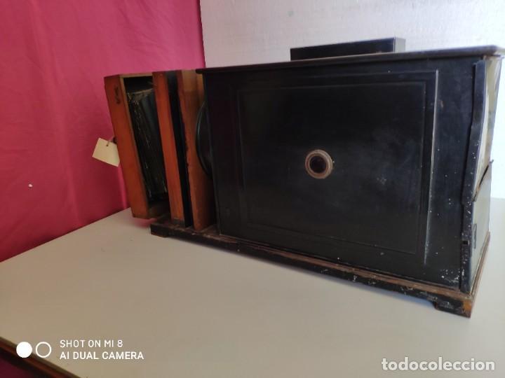Antigüedades: LINTERNA MÁGICA SIGLO XIX - XXX 036 - Foto 8 - 42971857