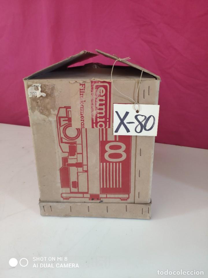 PROYECTOR EUMIG MARK-8 - XXX 080 (Antigüedades - Técnicas - Aparatos de Cine Antiguo - Cámaras de Super 8 mm Antiguas)