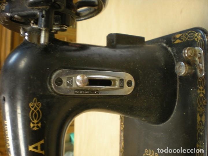 maquina de coser sigma modelo a especial nº 759 - Comprar