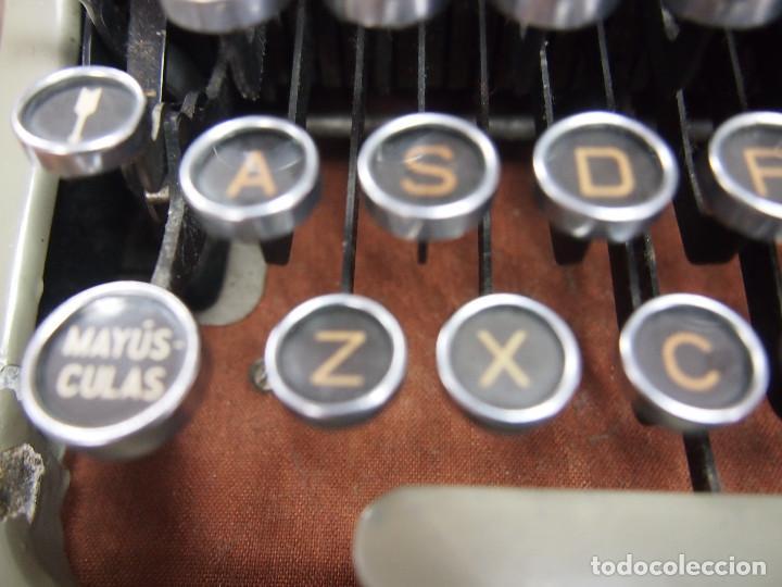 Antigüedades: Maquina de escribir Olivetti Studio 46 - Foto 6 - 208865230