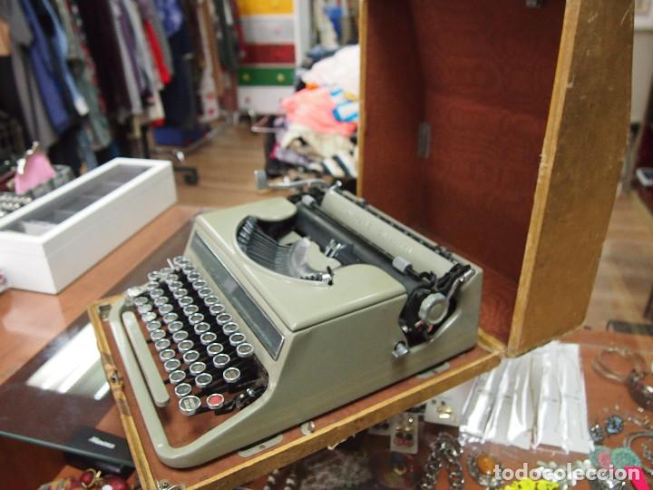 Antigüedades: Maquina de escribir Olivetti Studio 46 - Foto 7 - 208865230