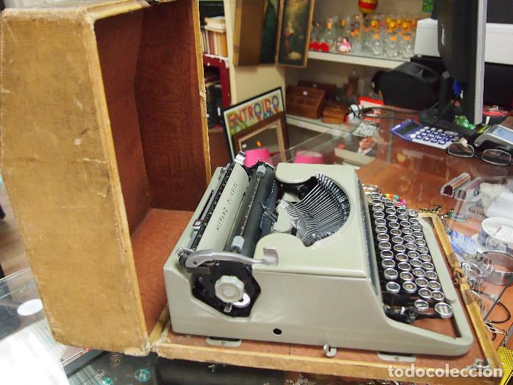 Antigüedades: Maquina de escribir Olivetti Studio 46 - Foto 8 - 208865230