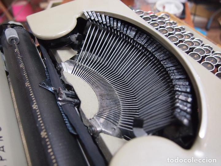 Antigüedades: Maquina de escribir Olivetti Studio 46 - Foto 11 - 208865230