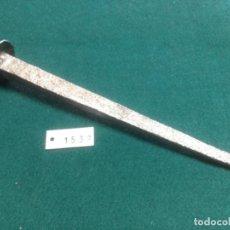 Antigüedades: ANTIGUO CLAVO DE FORJA. Lote 208932615