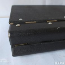 Antigüedades: LIBRO MAYOR, SIC LIBRO RAYADO, DE HOJAS CAMBIABLES, SISTEMA AUTOMÁTICO- S/F.- AÑO 1962. Lote 208975590