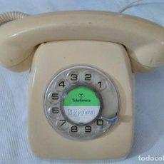 Teléfonos: TELÉFONO DE SOBREMESA AÑOS 80. CITESA. MÁLAGA.. Lote 208993458