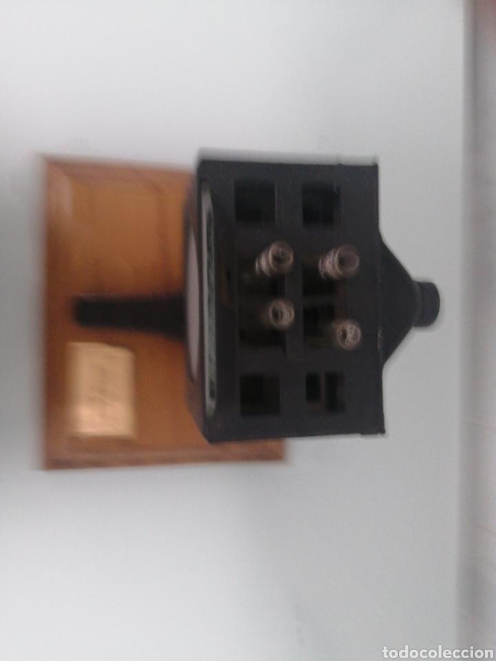 Antigüedades: COMPARADOR HELLIGER. 1912. AZUCARERA SANTA VICTORIA. VALLADOLID. 47X35X29 CM. VINTAGE INDUSTRIAL. - Foto 13 - 209000140