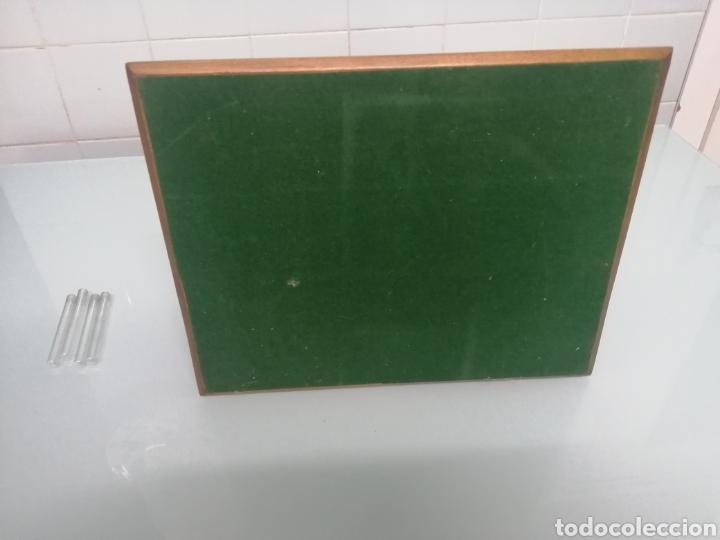 Antigüedades: COMPARADOR HELLIGER. 1912. AZUCARERA SANTA VICTORIA. VALLADOLID. 47X35X29 CM. VINTAGE INDUSTRIAL. - Foto 16 - 209000140
