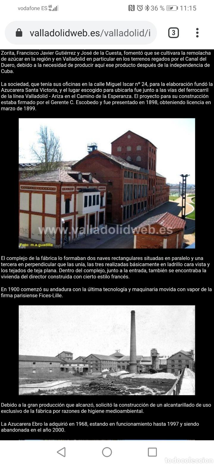 Antigüedades: COMPARADOR HELLIGER. 1912. AZUCARERA SANTA VICTORIA. VALLADOLID. 47X35X29 CM. VINTAGE INDUSTRIAL. - Foto 17 - 209000140