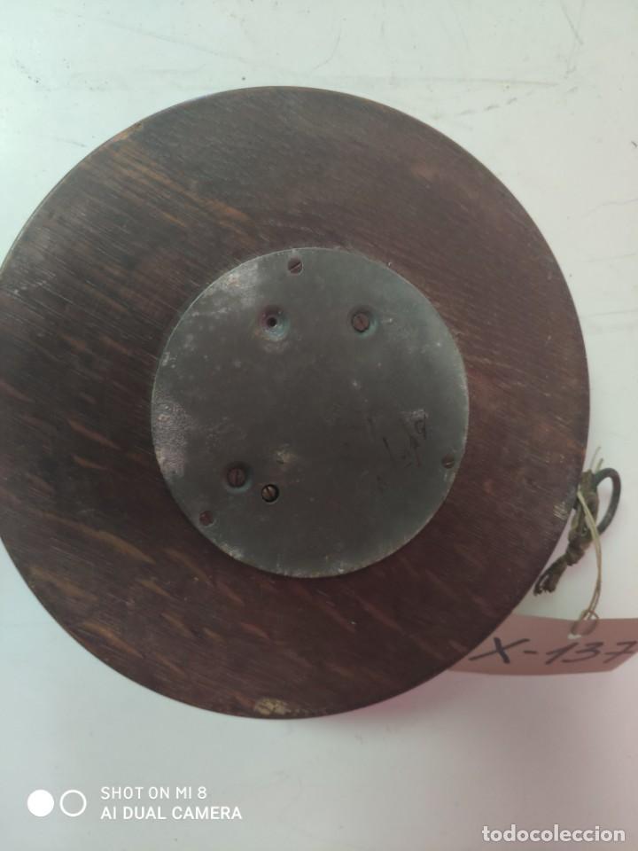 Antigüedades: BARÓMETRO SIGLO XX - XXX 137 - Foto 8 - 42978691