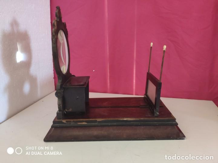 Antigüedades: VISOR ESTEREOSCÓPICO DE SOBREMESA EN MADERA - XXX 126 - Foto 5 - 43042110
