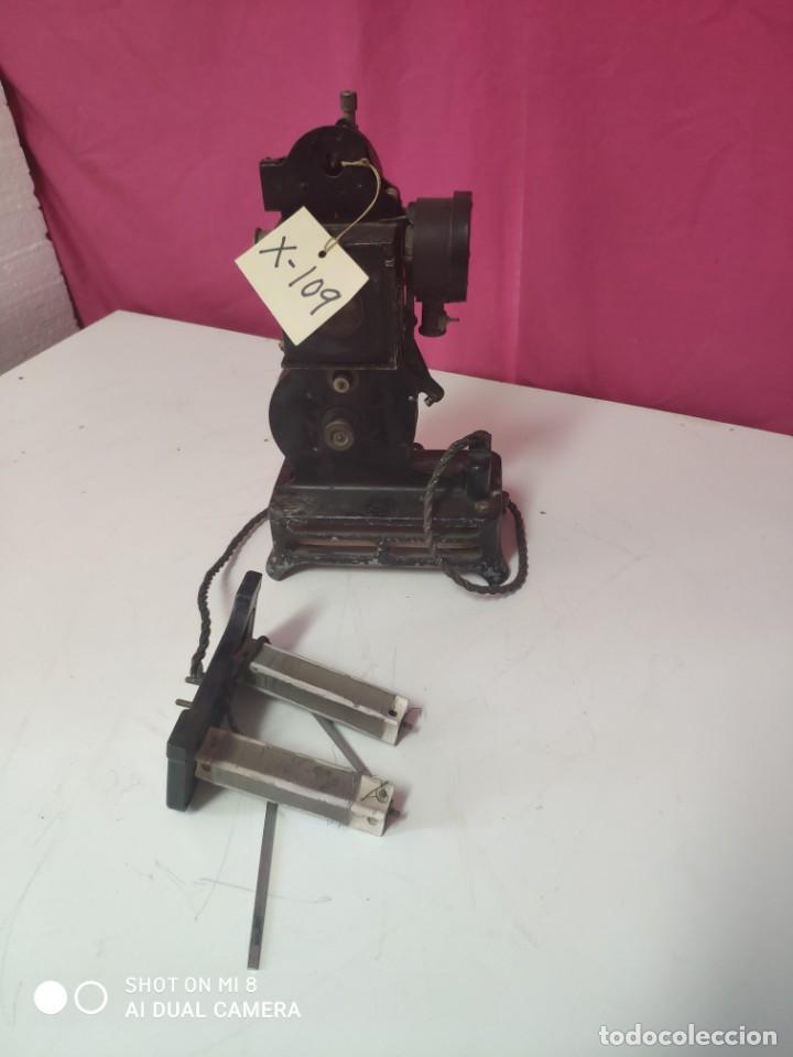 PROYECTOR CINEMATOGRÁFICO PATHE-BABY - XXX 109 (Antigüedades - Técnicas - Aparatos de Cine Antiguo - Proyectores Antiguos)