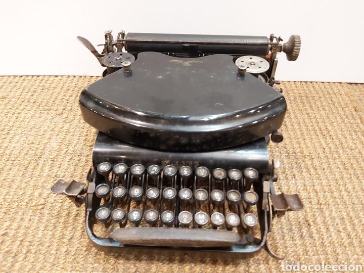 ANTIGUA MÁQUINA DE ESCRIBIR ADLER N°7 (Antigüedades - Técnicas - Máquinas de Escribir Antiguas - Otras)