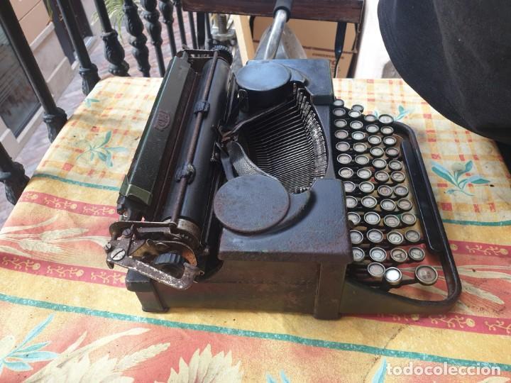 MAQUINA DE ESCRIBIR ROYAL ANTIGUA (Antigüedades - Técnicas - Máquinas de Escribir Antiguas - Royal)