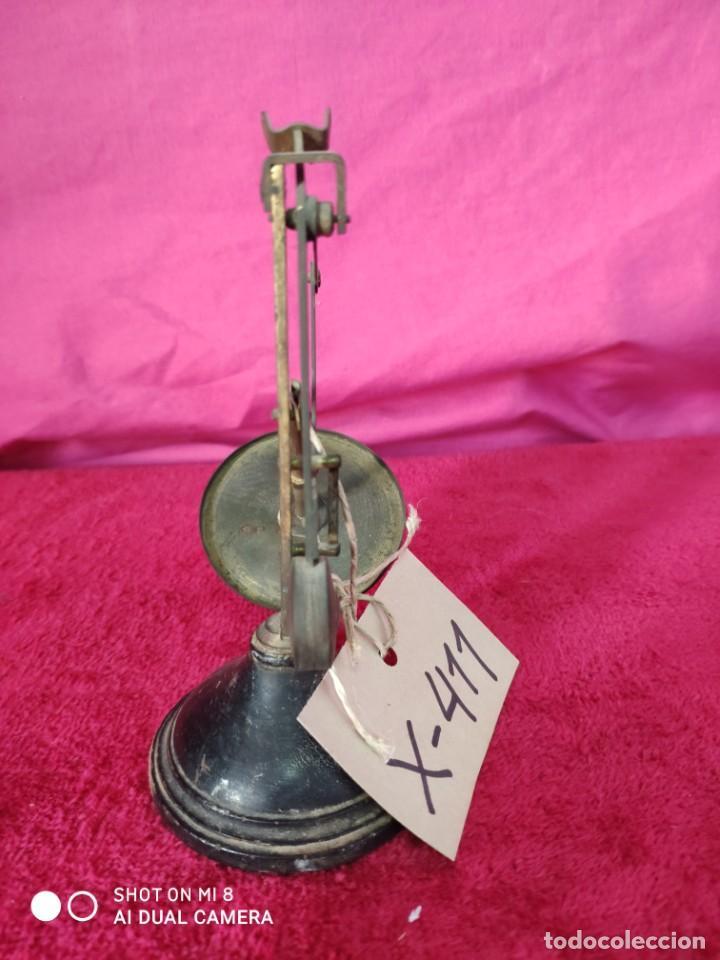 Antigüedades: BALANZA PARA PESAR CARTAS PRINCIPIOS SIGLO XX - XXX 411 - Foto 2 - 42964795