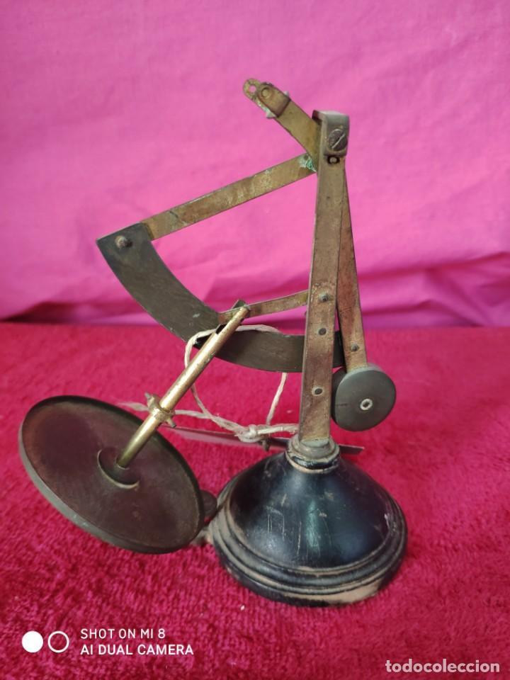 Antigüedades: BALANZA PARA PESAR CARTAS PRINCIPIOS SIGLO XX - XXX 411 - Foto 3 - 42964795