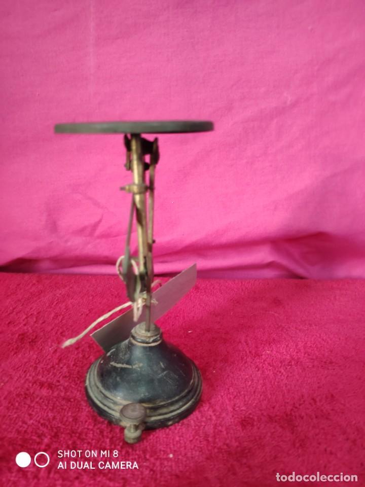 Antigüedades: BALANZA PARA PESAR CARTAS PRINCIPIOS SIGLO XX - XXX 411 - Foto 7 - 42964795
