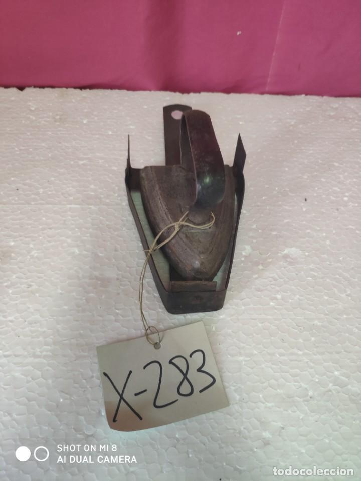 PLANCHA DE HIERRO - XXX 283 (Antigüedades - Técnicas - Planchas Antiguas - Hierro)