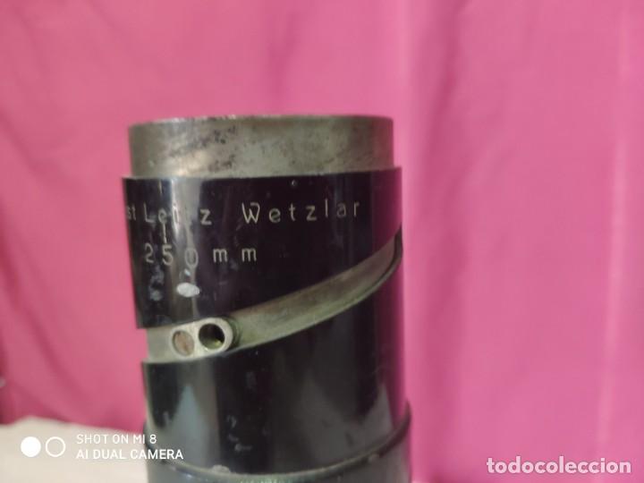 Antigüedades: VISOR ERNST LEINZ WETZLAR 250 MM - XXX 348 - Foto 5 - 43034776