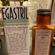 Antigüedades: ANTIGUA MEDICINA. MEDICAMENTO EGASTRIL, SIN DESPRECINTAR.. Lote 209326581