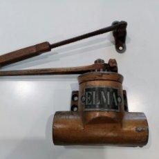 Antigüedades: ELMA , MUELLE DE PUERTA. Lote 209343357