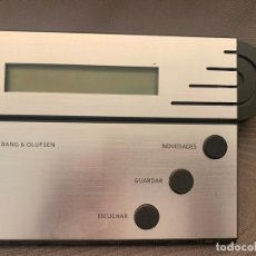 Teléfonos: BANG & OLUFSEN BEO TALK 1200 DE 1996. Lote 209386450