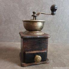 Antigüedades: ANTIGUO MOLINILLO DE CAFÉ. Lote 209645841