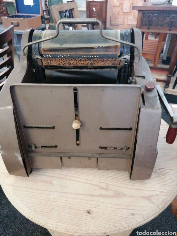 Antigüedades: Multicopista de imprenta - Foto 6 - 209685801