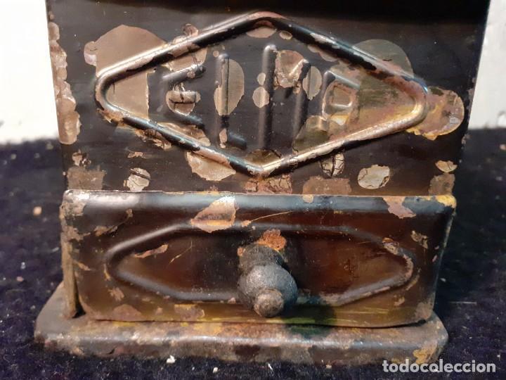 Antigüedades: Molinillo de cafe Elma - Foto 2 - 209721390