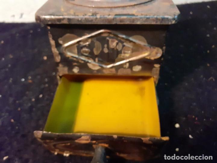 Antigüedades: Molinillo de cafe Elma - Foto 3 - 209721390