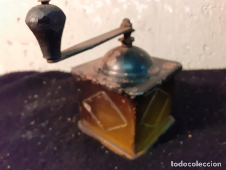Antigüedades: Molinillo de cafe Elma - Foto 4 - 209721390