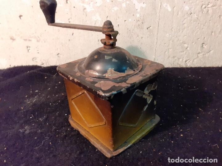Antigüedades: Molinillo de cafe Elma - Foto 5 - 209721390