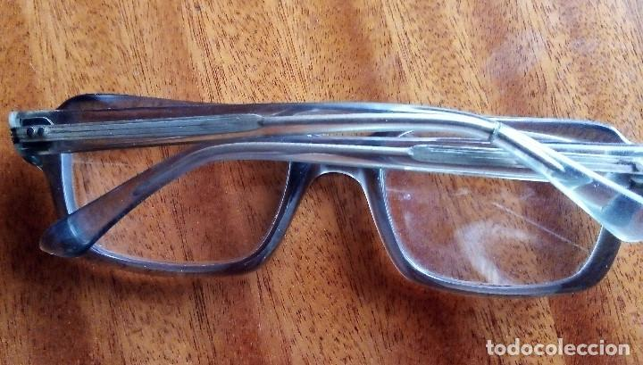 Antigüedades: Gafas de cerca, montura de pasta. Óptica Rex. - Foto 3 - 209740378