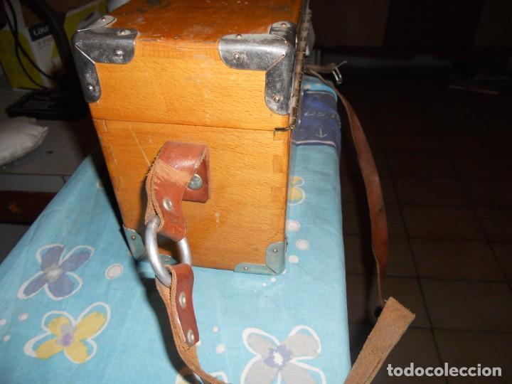 Teléfonos: telefono antiguo en su maleta maletin a pilas citesa muy buen estado el conjunto - Foto 5 - 209803388