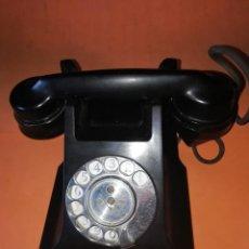 Teléfonos: TELEFONO ANTIGUO DE MESA. GENERAL ELECTRIC. BAQUELITA. MUY BUEN ESTADO.. Lote 209951718