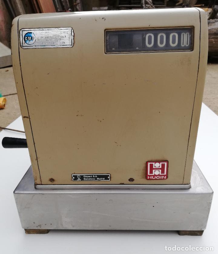 Antigüedades: Caja registradora Gispert SA - Foto 2 - 209966668