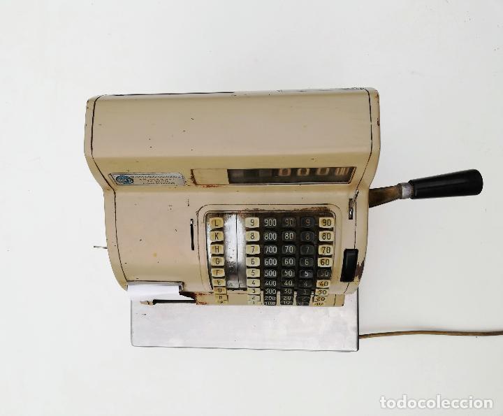 Antigüedades: Caja registradora Gispert SA - Foto 6 - 209966668