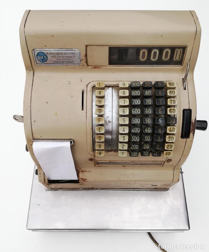 CAJA REGISTRADORA GISPERT SA (Antigüedades - Técnicas - Aparatos de Cálculo - Cajas Registradoras Antiguas)