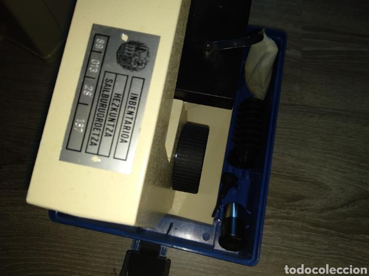 Antigüedades: Microscopio Enosa años 80 - Foto 4 - 210023190