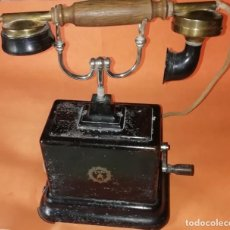Teléfonos: TELEFONO ANTIGUO DE MESA . ERICSSON. 1900.. Lote 210040895