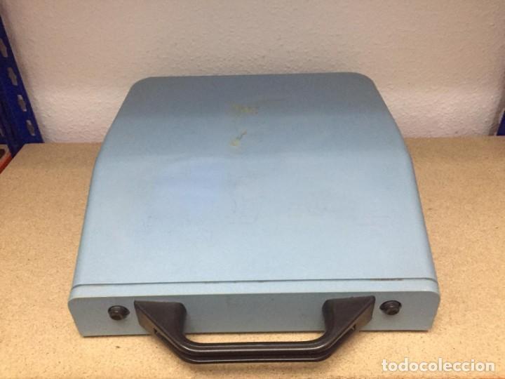Antigüedades: Antigua maquina de escribir Underwood 15 - Foto 2 - 210056872